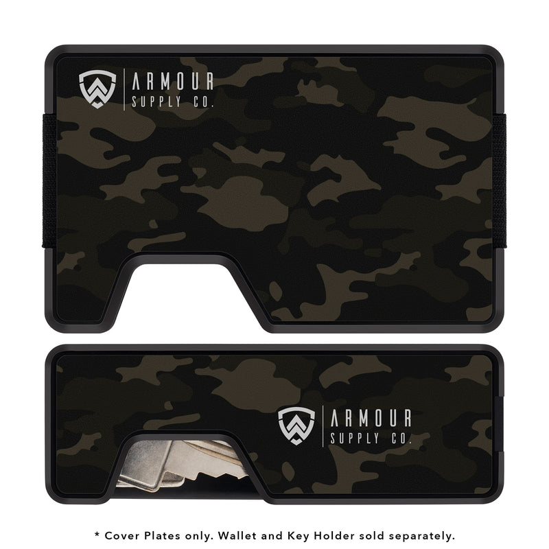 Black Ops Camo | Cover Plates