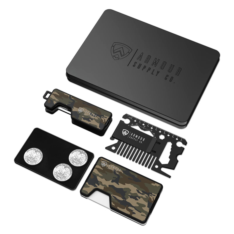 Woodland Camo | Stealth Box