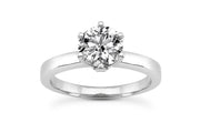 Classic Solitaire Ring Setting