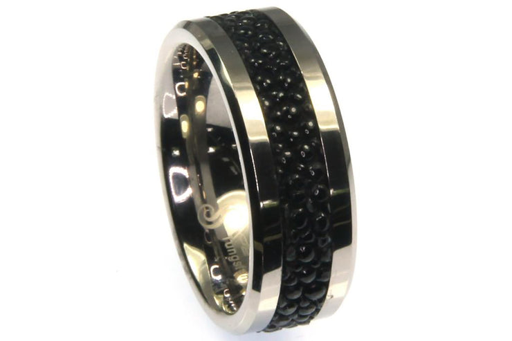 Tungsten Steel and Stingray Band
