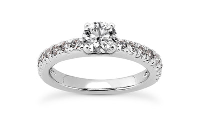 Diamond Ring Setting