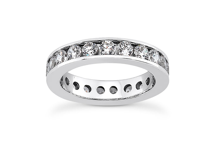 .70ctw Diamond Channel Set Eternity Band