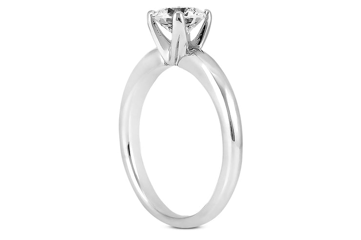 Solitaire Style Ring Setting