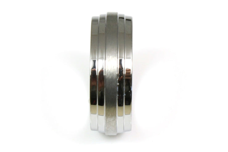 Tungsten Ridged Band