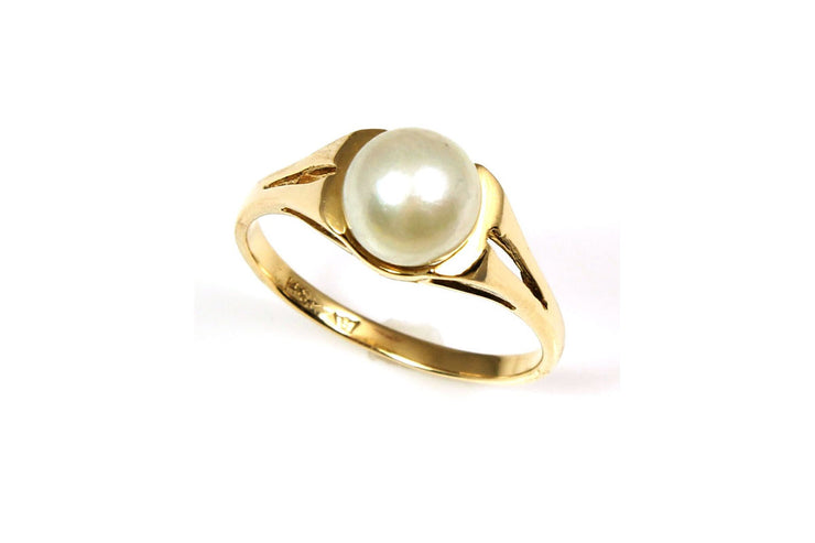 6mm Pearl Ring