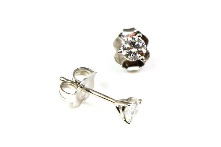 .16 Carat Diamond Stud Earrings