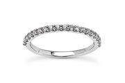 .33ctw Diamond Prong Set Band