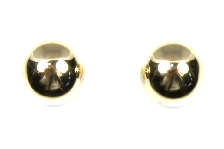 7mm Ball Earring