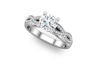 """Sophia"" Diamond Ring Setting"