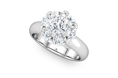 """Andie"" Diamond Ring Setting"