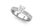 """Francis"" Diamond Ring Setting"