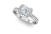 """Blakely"" Diamond Ring Setting"