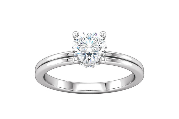 """Lindsey"" Diamond Ring Setting"