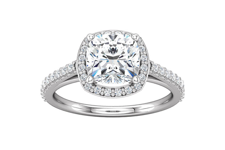 """Sloane"" Diamond Ring Setting"