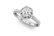 """Remi"" Diamond Ring Setting"