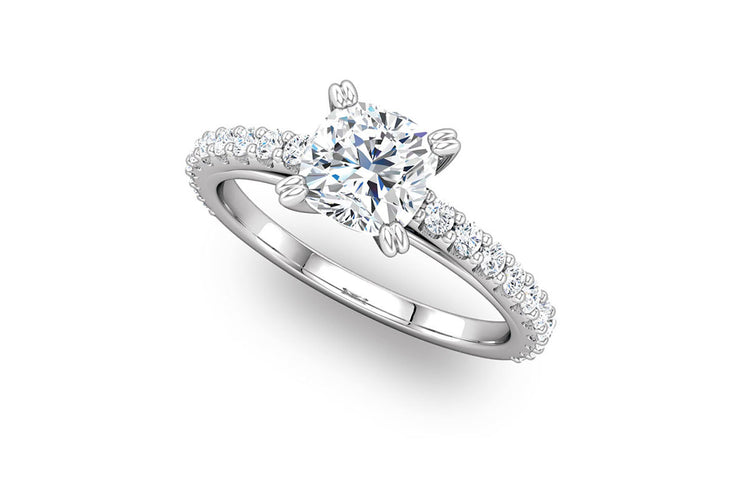 """Cora"" Diamond Ring Setting"