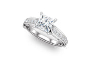 """Josephine"" Diamond Ring Setting"