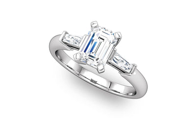"""Brooklyn"" Diamond Ring Setting"