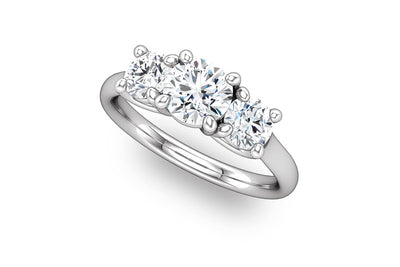 """Charlotte"" Diamond Ring Setting"