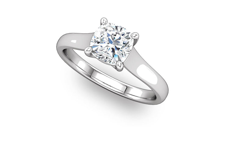 """Jennifer"" Ring Setting"