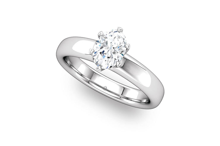 """Morgan"" Ring Setting"
