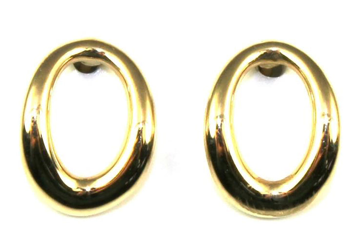 Little Oval Earring