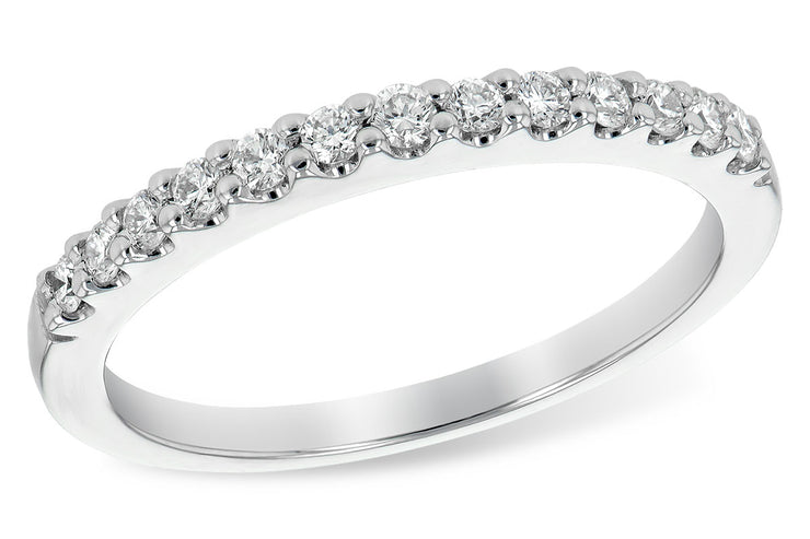 Pave .25ctw Diamond Band