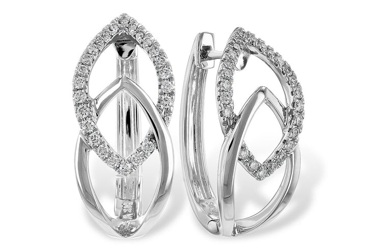 Diamond Apex Earring