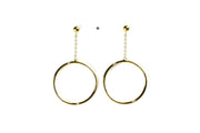 Dangle Circle Earring