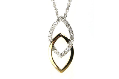 Apex Diamond Necklace