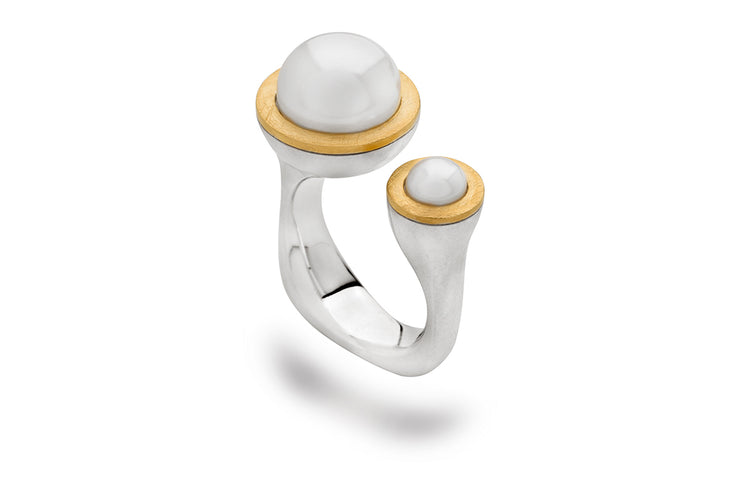 Pearl Paradise Ring