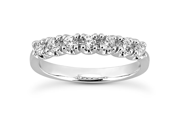 .50ctw Five Diamond Band