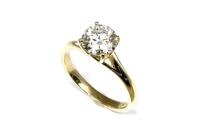 1.50ct Diamond Solitaire Ring