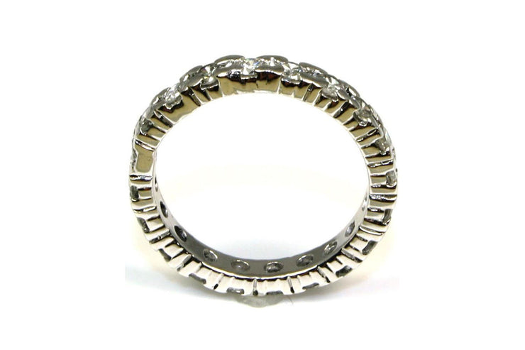 1ctw Diamond Eternity Band