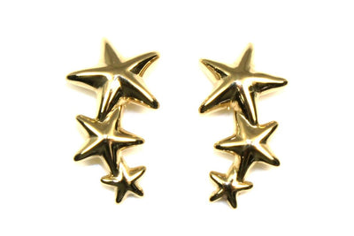 Triple Star Ear Climber