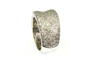 2ctw Diamond Pave Band