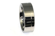 Offset Line Tungsten Band