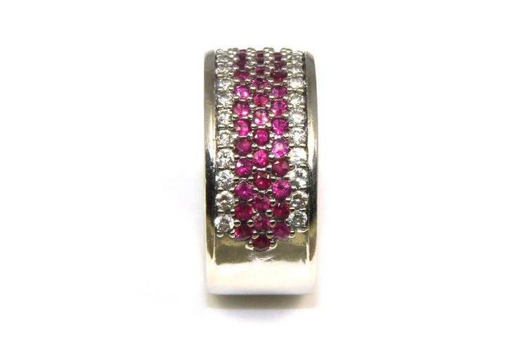Ruby and Diamond Wide Band