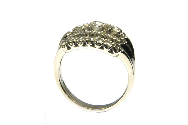 1.07ctw Diamond Ring Set
