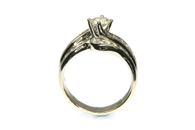 1.00ctw Diamond Engagement Ring
