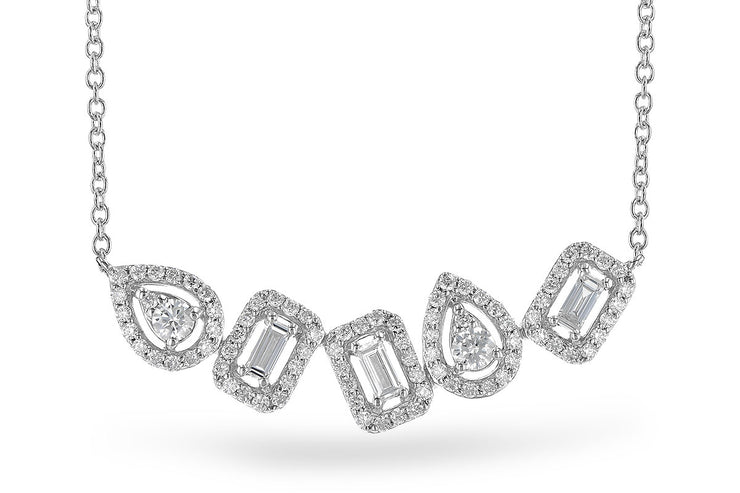 Halo Diamond Dream Necklace
