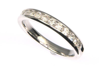 .50ctw Diamond Channel Band