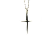 Petite Cross Pendant and Chain