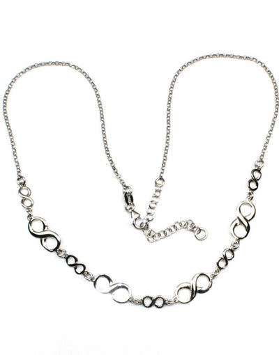 Infinity Necklace, 5690