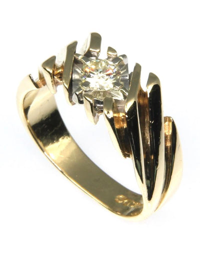 Diamond .51ctw Gents Ring