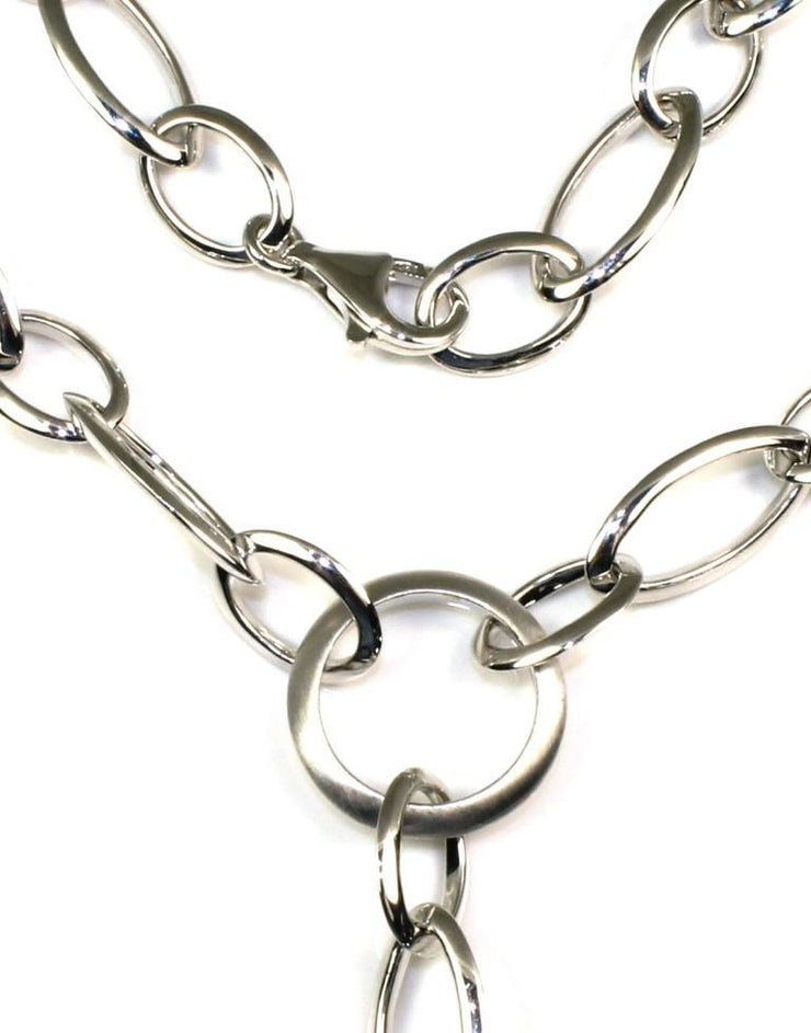 Chain Link Necklace, 5914
