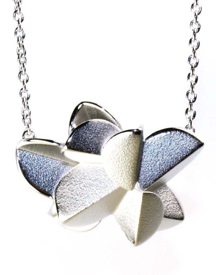Petal Art Necklace, 6058