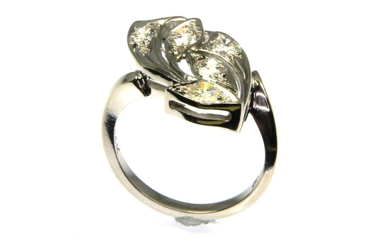 1.00ctw Diamond Fancy Ring
