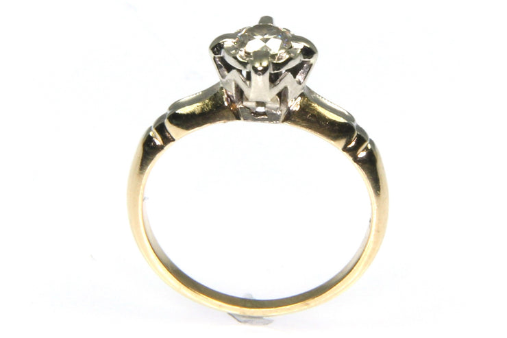 .25ct Round Solitaire Ring