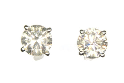 1.30ctw Diamond Stud Earrings